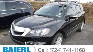 2010 Acura RDX  Pittsburgh  Wexford  Cranberry PA