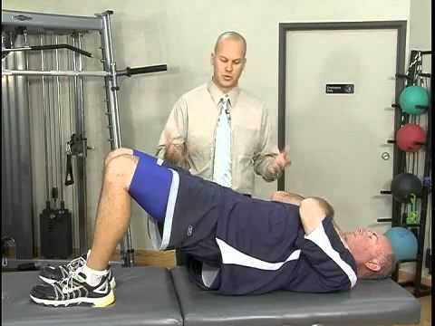 Evdokimov térd artrózisának kezelése