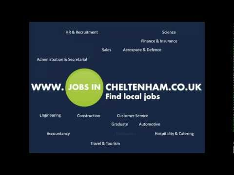 Jobs in Cheltenham - Making it easier to find local jobs