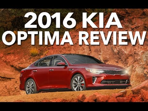 Best 2016 Mid Sized Sedan?: Kia Optima Review and Test Drive