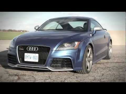 2012 Audi TT RS Review - Rough around the edges and demands to be treated that way