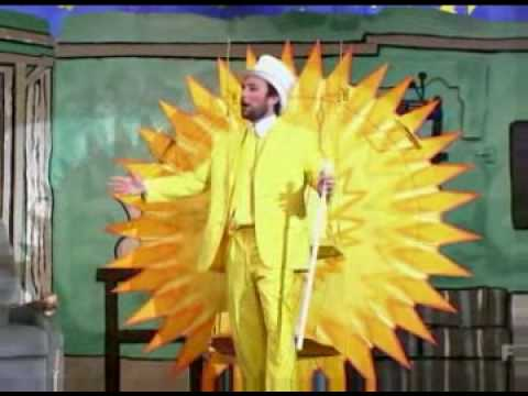 Start your SUNday with the dayman, fighter of the nightman.