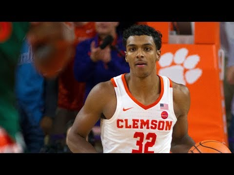 Clemson Forward Donte Grantham Out for the Season After Suffering Torn ACL | Stadium
