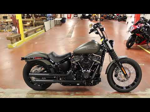 2019 Harley-Davidson Street Bob® in New London, Connecticut - Video 1