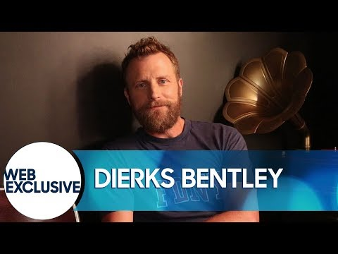 Dierks Bentley Will Never Wear Cowboy Boots Again