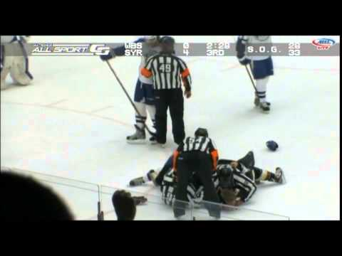 Joe Morrow vs Cory Conacher