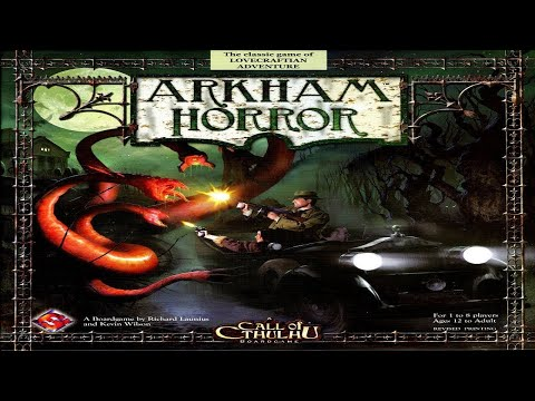 Arkham Horror (2nd Edition): Discussion