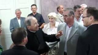 preview picture of video 'Ks. kanonik Wojciech Marek Sowa - Złoczew'
