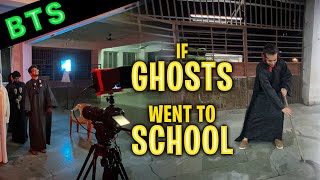 "BTS ""If Ghosts Went To School"" 