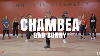 Chambea - Bad Bunny  Cultura Choreography