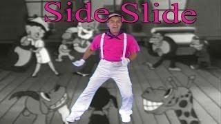 Brain Breaks - Dance Song - Side Slide - Children's Songs by The Learning Station