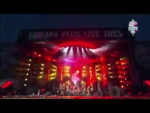 Нюша - Где ты, там я @Europa Plus LIVE 2015 (видео)