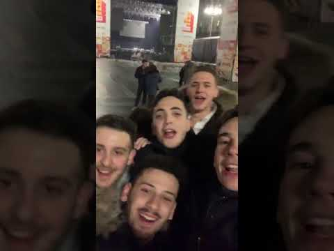 Preview video Milano 31 dic. 2018