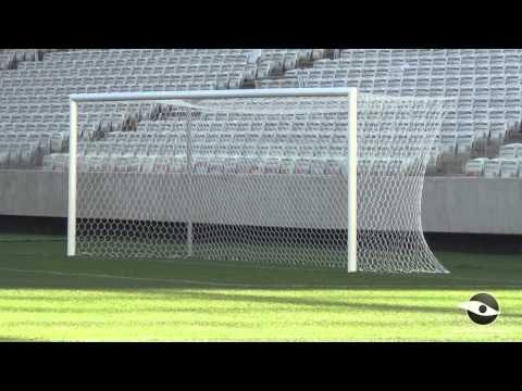 15/03/2014 - Arena Corinthians - Primeiro treino em casa