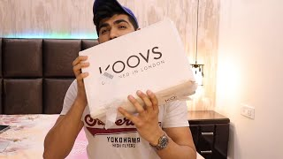 UNBOXING KOOVS Best Mens Sneakers For 2020 | The Dynamite Male