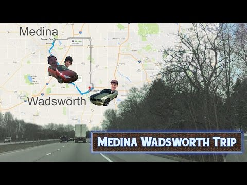 Two SkateParks One Day - Medina & Wadsworth Skateparks