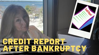 HOW-TO REMOVE DISCHARGED DEBT FROM YOUR CREDIT REPORT AFTER BANKRUPTCY?