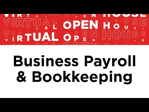 Business Payroll & Bookkeeping - YouTube
