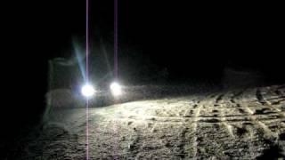 BMW X5 snow Drift Maschen 2