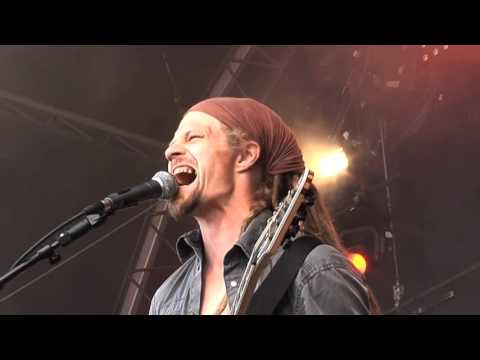 Pain Of Salvation - Ashes (Hellfest 2009)
