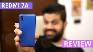 Xiaomi Redmi 7A Reviewed : Budget On A Budget