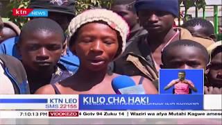 Familia za mtaani Nakuru zaomba kusaidiwa vifaa vya kuzuia maambukizi ya virusi vya korona