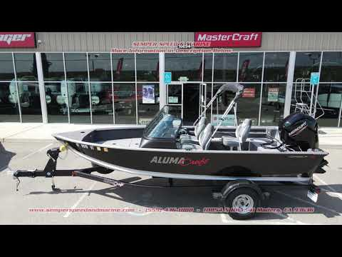 2021 Alumacraft Voyageur 175 Sport in Madera, California - Video 1