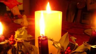 Beautiful Christmas Carol ~ Christmas Carols by Candlelight ~ 'Coventry Carol' ~ Artisan