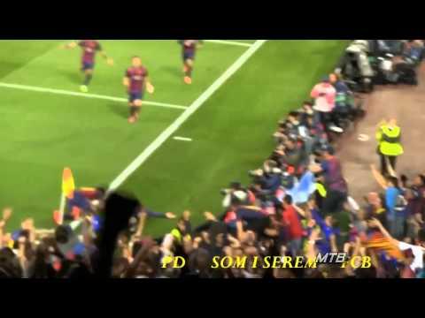 LIONEL MESSI Goal VS Bayern munich**BIRD VIEW**.