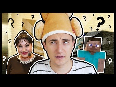 Dáda, Minecraft a volby | Lukefry
