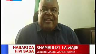 Shambulizi la Wajir: Watu wawili wadhibitishwa kuuliwa
