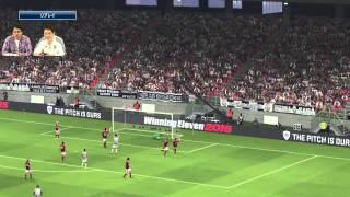 『ワールドサッカーウイニングイレブン2015』(2014年10月2日放送分)