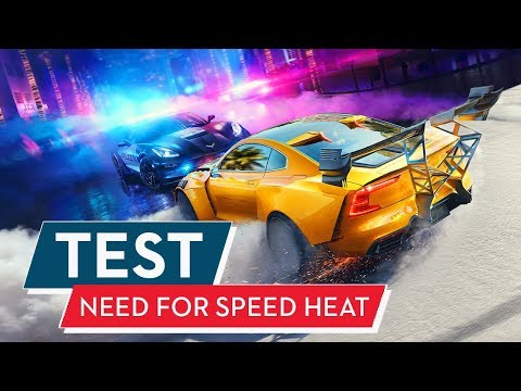 Need for Speed Heat Test / Review: Erneuter Totalschaden?