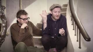 Damon Albarn And Jamie Hewlett - In Conversation With GORILLAZ