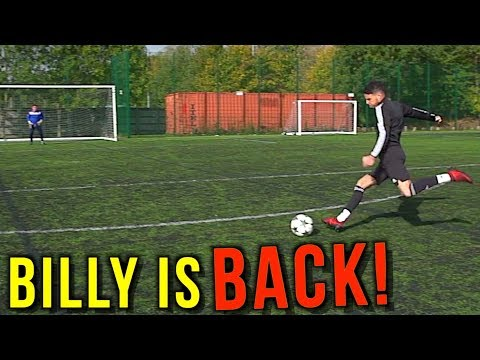 BILLY IS BACK!