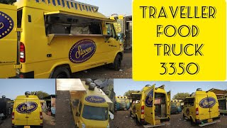 Tempo Traveller 3350  Food Truck Best Of Design