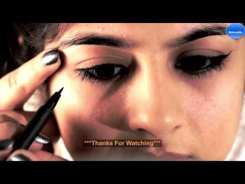 4 different style to Apply Liquid Eyeliner ! Eyeliner Tutorial 2016 ! Bold Eyeliner Style: MakeupMe