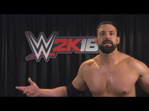 Damien Sandow On WWE SuperCard Season 2 Update