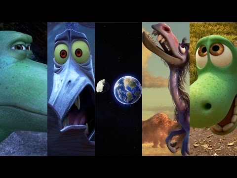 The Good Dinosaur (Promo Clip 'Reacts to the Halloween Asteroid')