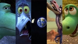 The Asteroid Sneak Peek - The Good Dinosaur