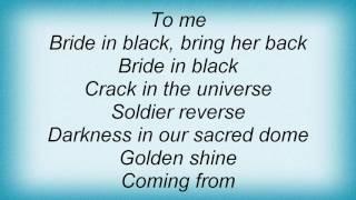 Fancy - Bride In Black Lyrics