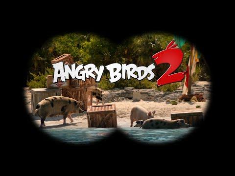 7月30!《憤怒鳥2》回來了!!!
