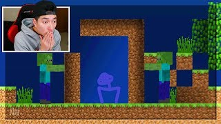 I LOVE These Minecraft Animations! - Animation vs Minecraft (FAN MADE) Part 3 & 4 Reaction