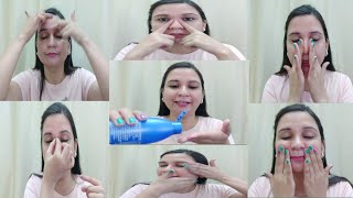 Do this coconut oil face massage for 5 min and look 10 year younger and glowing