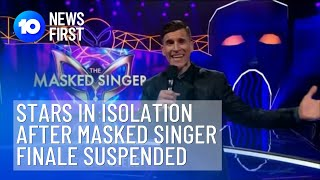 Masked Singer Filming Halted By COVID Outbreak | 10 News First