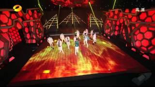 [FULL HD] 120721 EXO K & M - History ( Happy Camp China )
