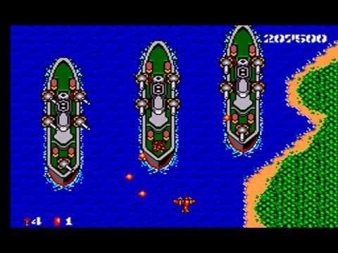 [One credit] Bomber Raid (Sega Master System)