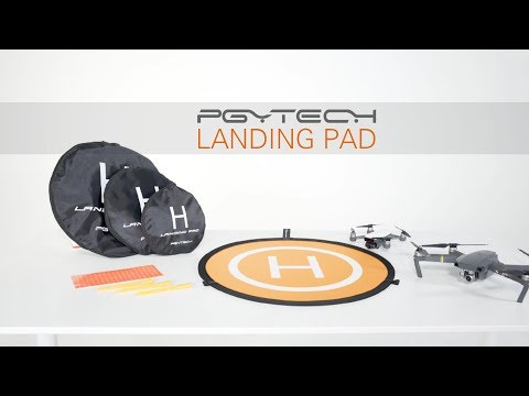 Pgytech Piste d'atterrissage moyenne (Pad d'atterrissage, Universel)