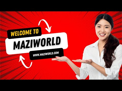 About Maziworld