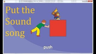 Toddlers Songs: Practice Final Consonant & Isolated Sounds. Songs From Kidscantalk.com